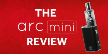 arc mini vape review