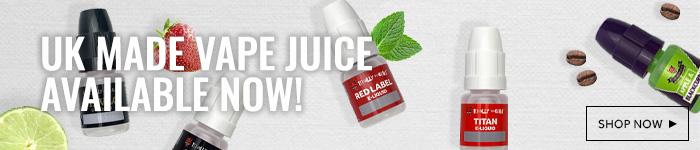 uk made vape juice