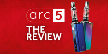 Vape Review - arc 5