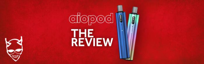 Vape Review - AIO pod