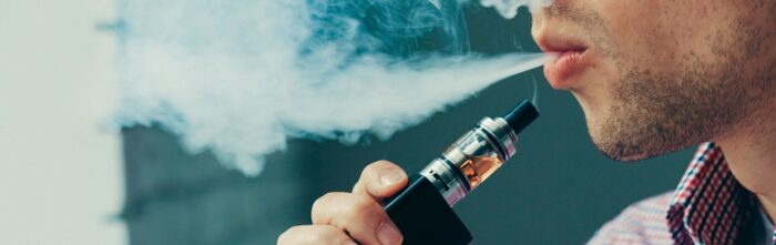 Vaping more effective than NRTs