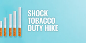 tobacco duty hike