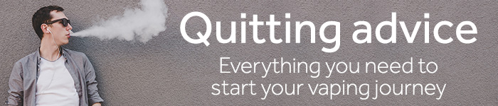 Quitting advice