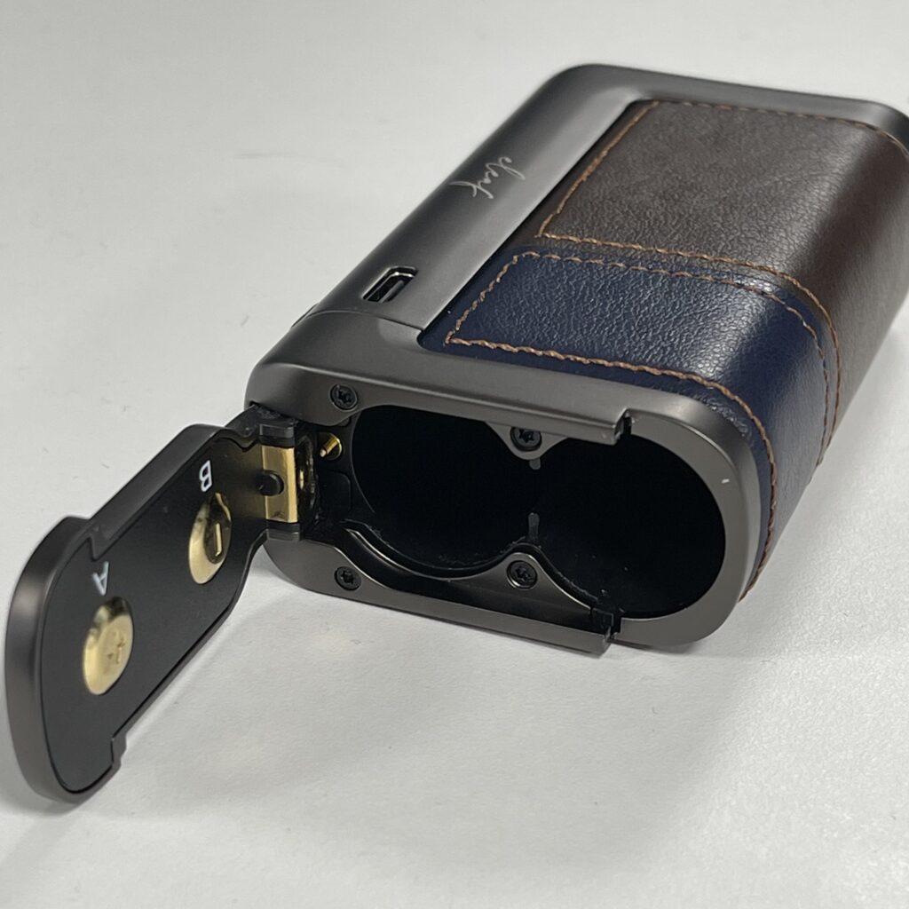 Dual 18650 battery mod