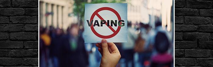 countries that ban vaping