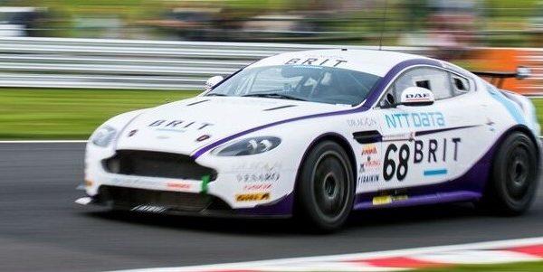 Team Brit Aston Martin