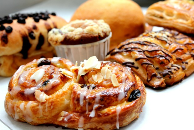 Image of danishes