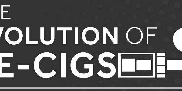 evolution of e-cigs