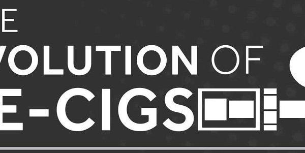 evolution of e-cigs