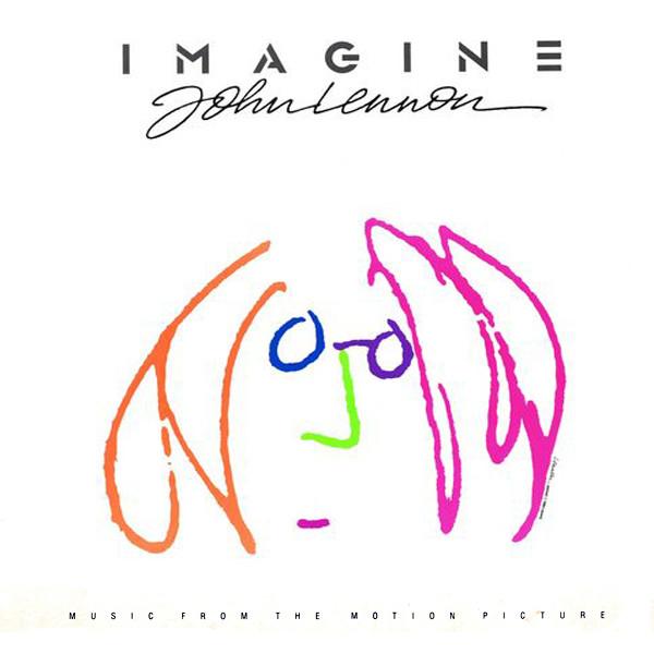 John Lennon Imagine cover