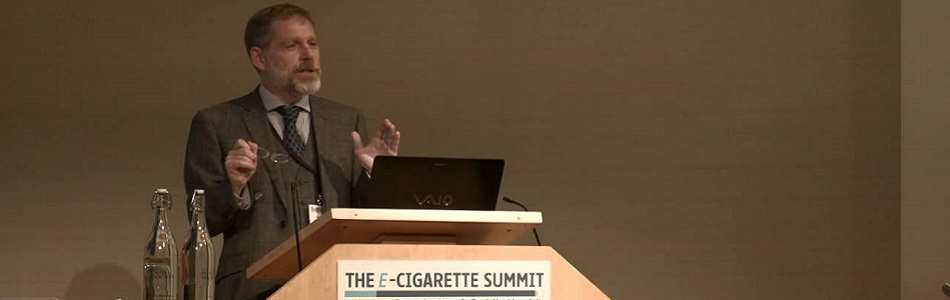 Martin Dockrell presenting