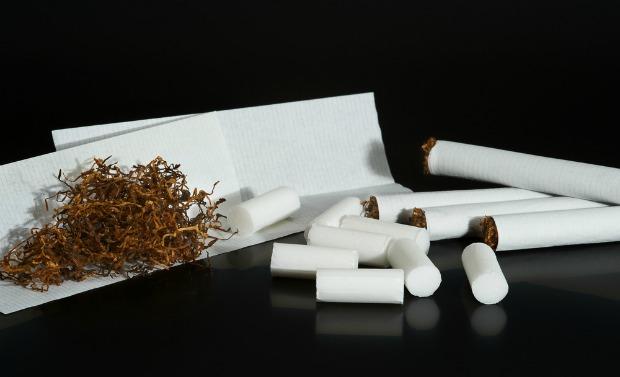 Image of nicotine cigarettes