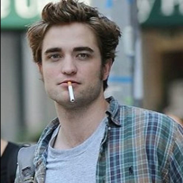 Image result for robert pattinson vape