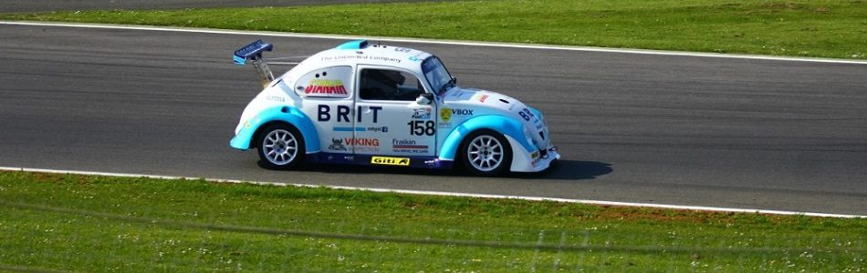 Team BRIT car
