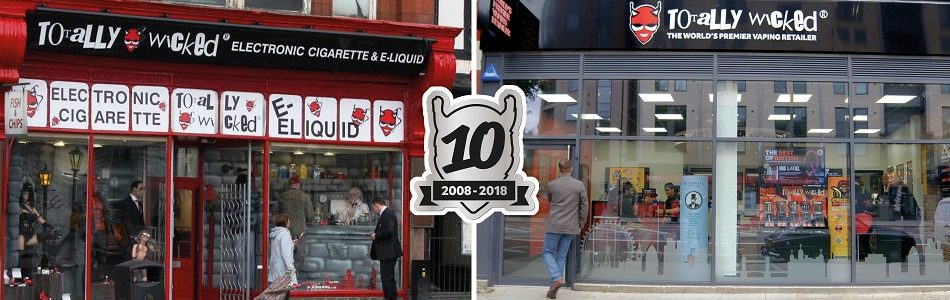 Totally Wicked Retail Evolution