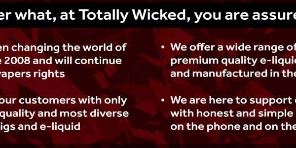 welcome to Totally Wicked