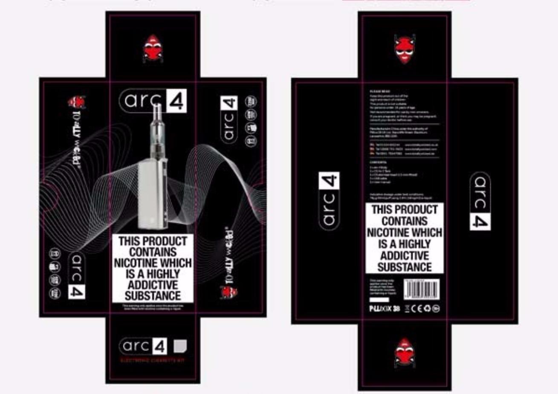 arc 4 packaging