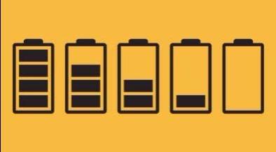 Battery Life Indicators