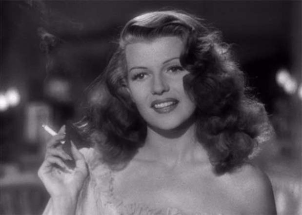 Image of Rita Hayworth in Gilda