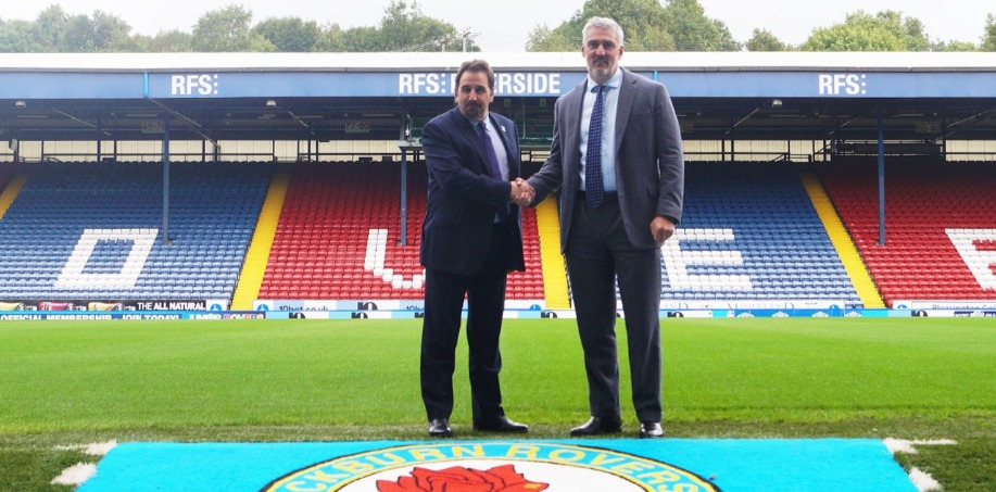 Blackburn Rovers and Totally Wicked partnership
