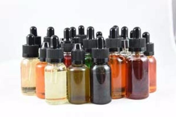 Various E-liquids