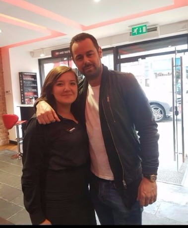 Danny Dyer makes the switch to vaping