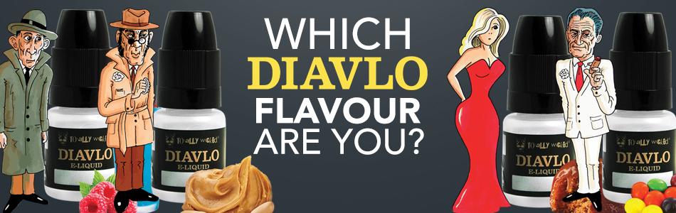 Diavlo flavours