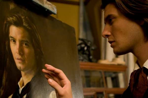 Dorian Grey Painting