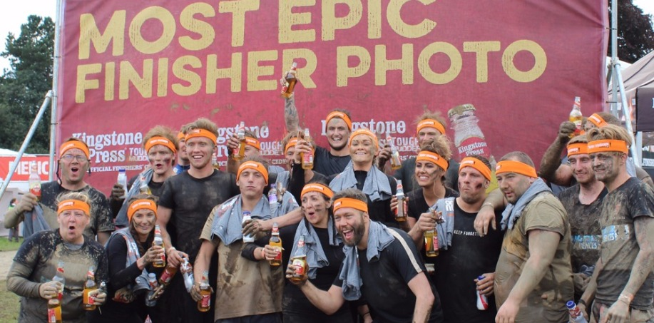 Totally Wicked Completed Tough Mudder