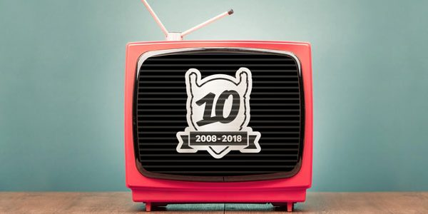 10 Years of Totally Wicked
