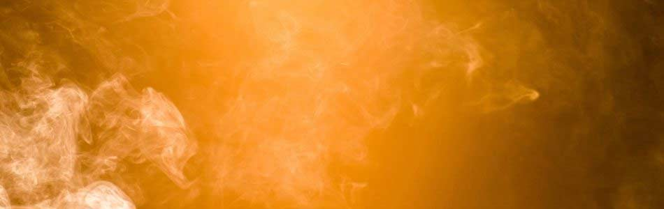 Orange vapour