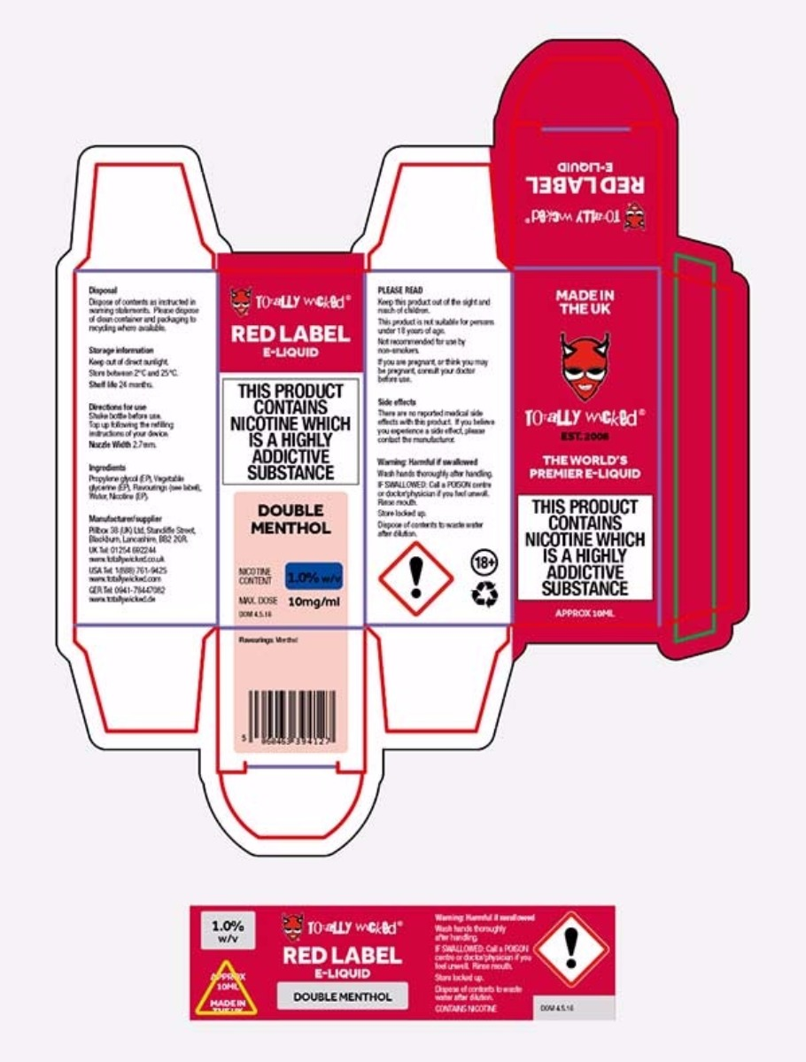 Red Label Packaging