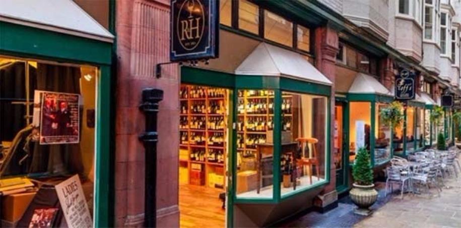 R & H Wine Store