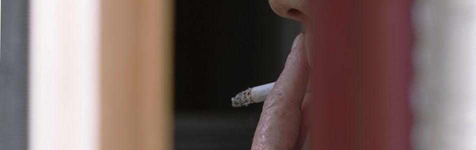 Smoking in secret