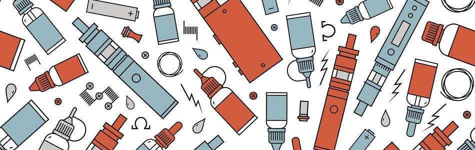 cartoon e-cigs