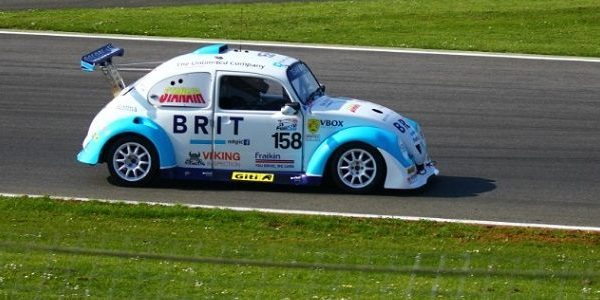 team brit car