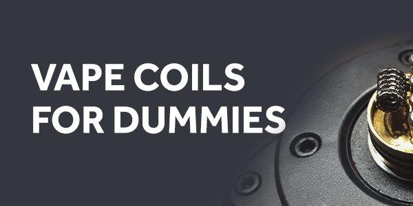 Vape coils for dummies