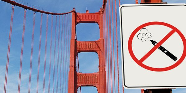 San Francisco vaping ban