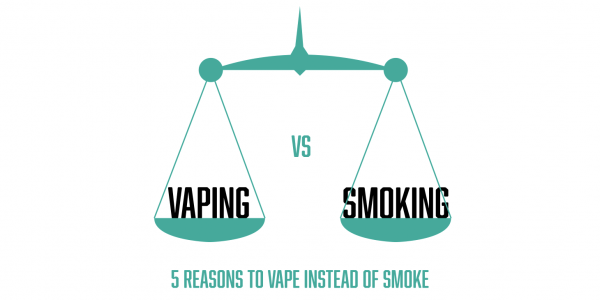 vaping v smoking
